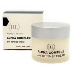 ALPHA COMPLEX Day Defense Cream ( Увлажняющий, обновляющий и выравнивающий защитный крем с фруктовыми экстрактами ) 50 мл
