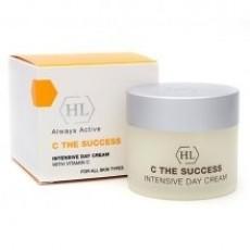 C THE SUCCESS Intensive Eye Cream ( Смягчающий, увлажняющий крем с витаминами, фитоэстрогенами, антиоксидантами и гиалуроновой кислотой ) 15 мл