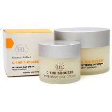 C THE SUCCESS Intensive Day Cream ( Интенсивный крем с витамином С для регулярного ухода за кожей любого типа и профилактики фото- и хроностарения ) 50 мл