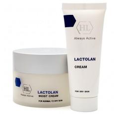 LACTOLAN Moist cream for dry ( Крем для нормальной и сухой кожи ) 70 мл