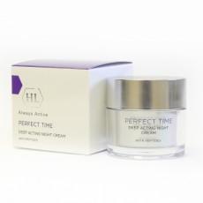 PERFECT TIME Deep Acting Night Cream ( Крем для активного воздействия в часы отдыха ) 50 мл